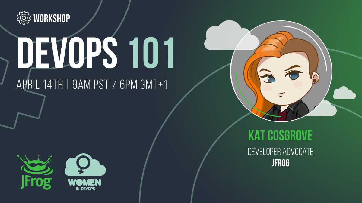 Webinar #13 - Workshop: DevOps 101