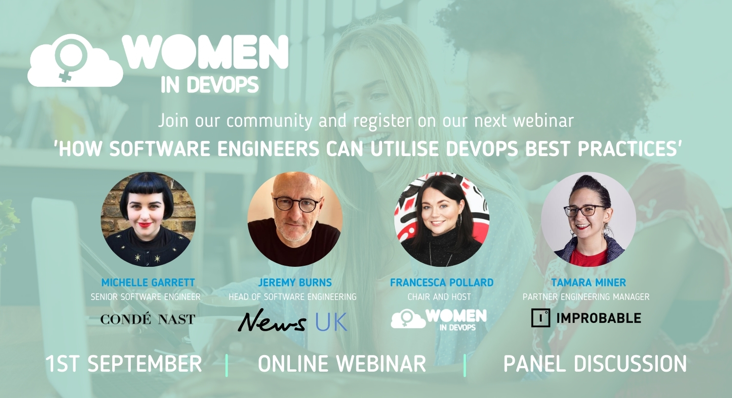 Webinar #5 - 'How Software Engineers can utilise DevOps best practices'