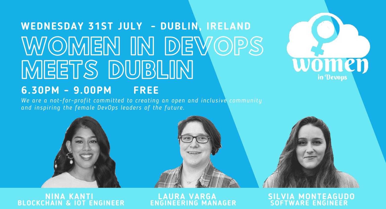 Women In DevOps Meets Dublin