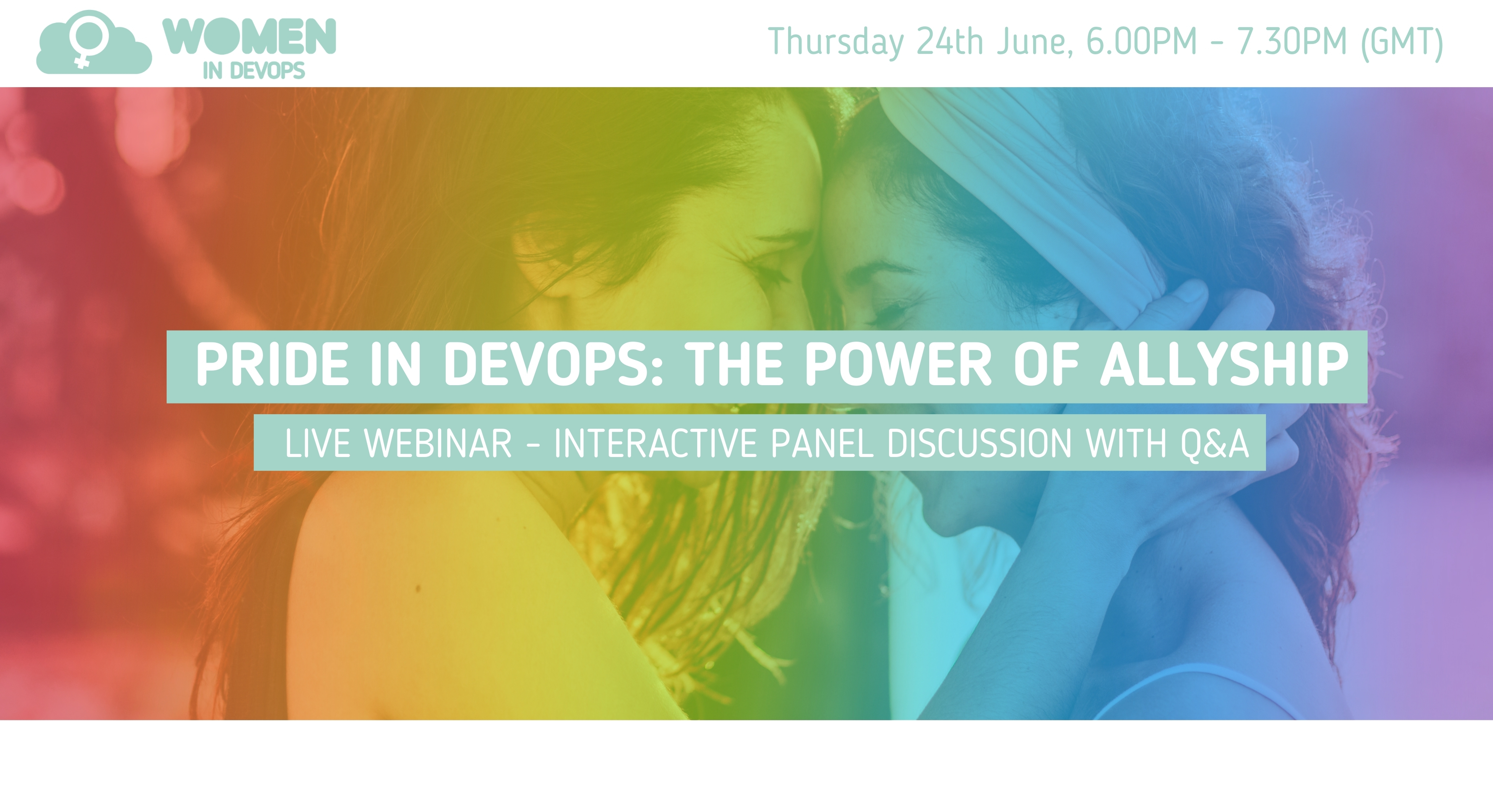 Webinar #15 - Pride in DevOps: The Power of Allyship