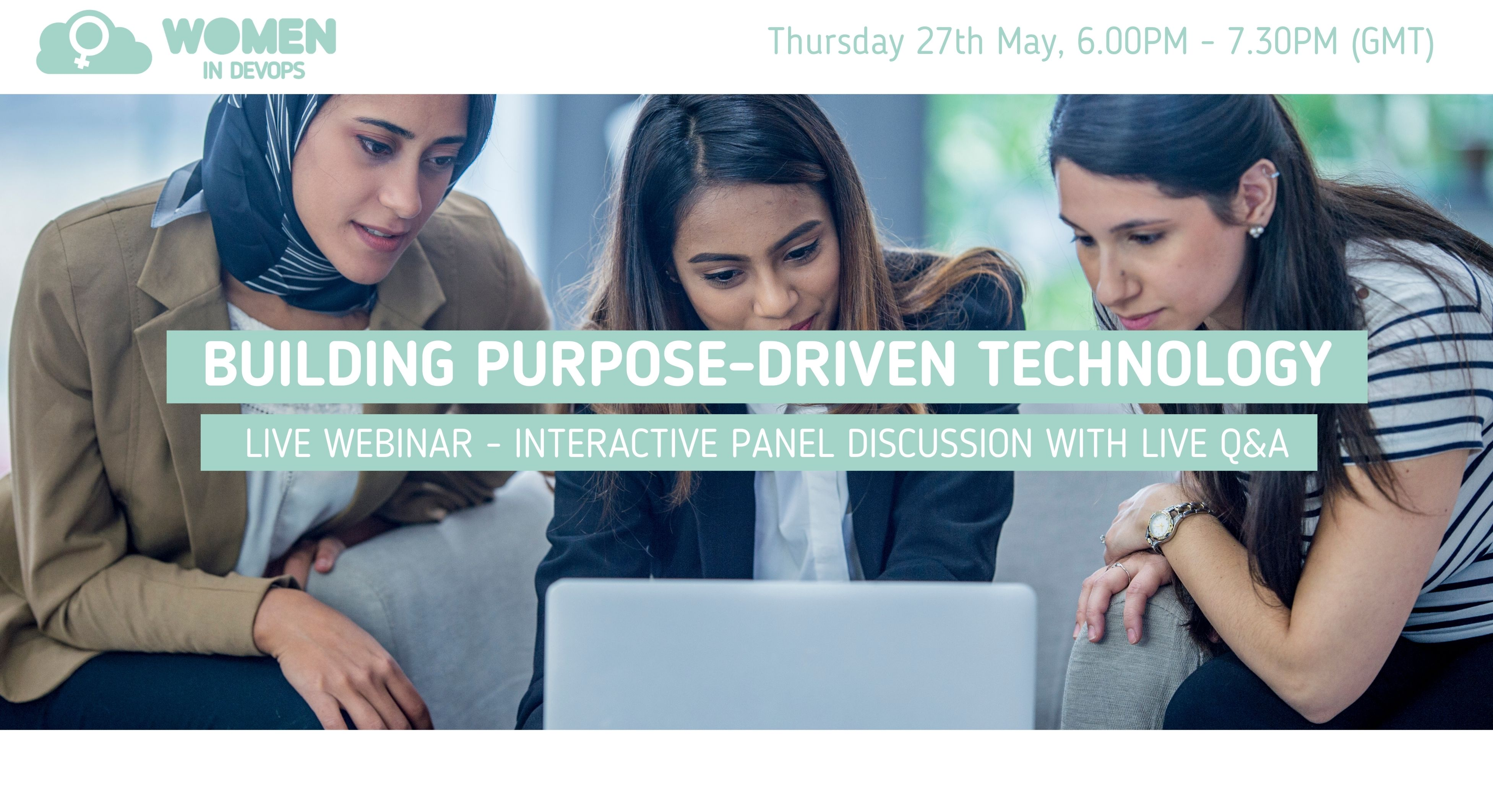 Webinar #14 - Building purpose-driven technology